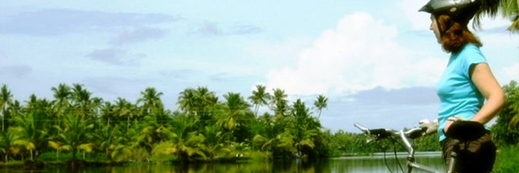 Life of Backwaters on a Bicycle Marvel Tours Packages